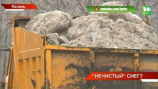 Казанские жители весной ждут локальной экологической катастрофы - ТНВ
