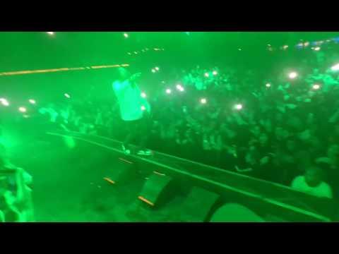 Chris Travis - 9k Freestyle (Live in Santa Ana, 1/23/17)
