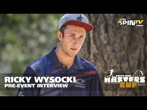 Ricky Wysocki 2017 Masters Cup Pre-Event Interview