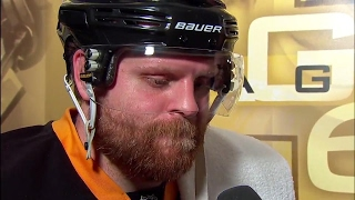 Kessel: Was frustrated chances weren