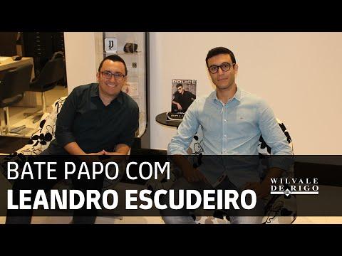 Bate Papo com  Leandro Escudeiro - YouTube 8798467120