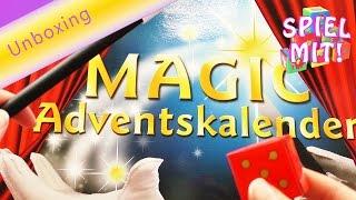 Kosmos Adventskalender Magic – Zaubertricks mit Auflösung zum Selber machen – Lernspiele