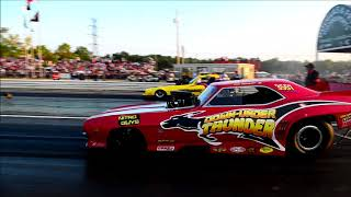 Funny Car Chaos @ Central Illinois Dragway! July 27-28th, 2018!