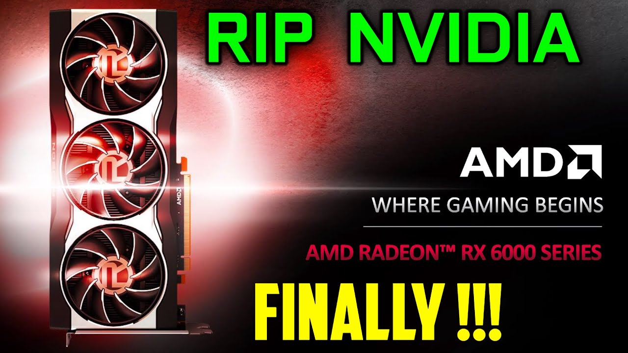 Officially Here | BIG NAVI launched | RX 6900XT, 6800XT & RX 6800 Price and availability [HINDI]