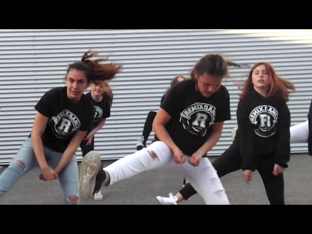 Kids & Teens Competitive Hip Hop Class 2017-2018 (STAMINA Group)