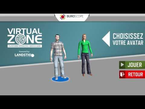 Serious Game Virtual Zone