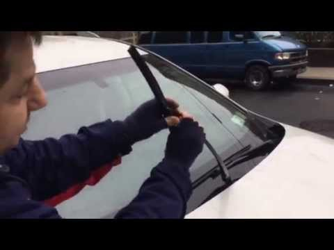 How To Replace Nissan Pathfinder Windshield Wiper Blades