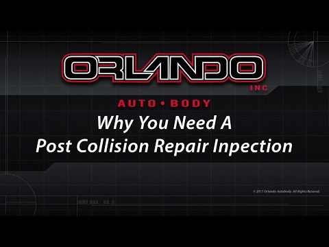 Why You Need A Post Collision Repair Inspection How To Tell If Your Car Was Repaired Correctly