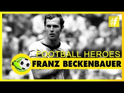 Franz Beckenbauer | Football Heroes | Full Documentary