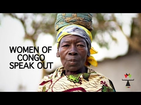Women of Congo Speak Out
