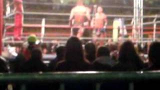 Steeve VALENTE vs Erkan VAROL 22 JANVIER 2011 PART 2