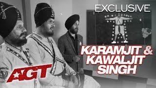 Karamjit and Kawaljit Singh of Bir Khalsa Recall Their Smashing Act - America's Got Talent 2019