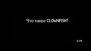 как настроить clown fish