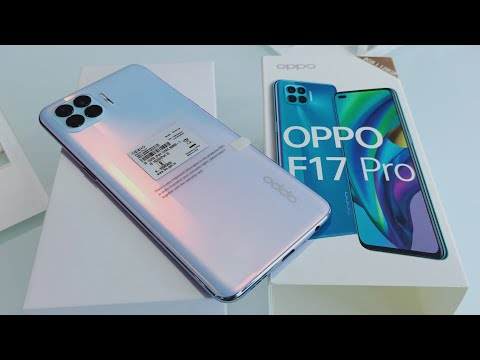 Oppo F17 Pro Metallic White Unboxing ,First Look & Review !! Oppo F17 Pro Price ,Specifications  Etc