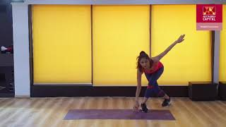 Active Dayz at Home - Cardio Pilates session by Shalini Bhargava