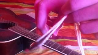 Comment fabriquer un capodastre - Astuce guitare: Capodastre maison thumbnail