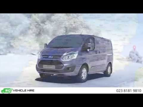 SC Van Hire - Free Vehicle Delivery