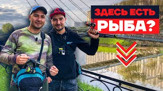 Наловили ОКУНЕЙ в Городских Трущобах Ловля окуня на ультралайт Рыбалка на спиннинг