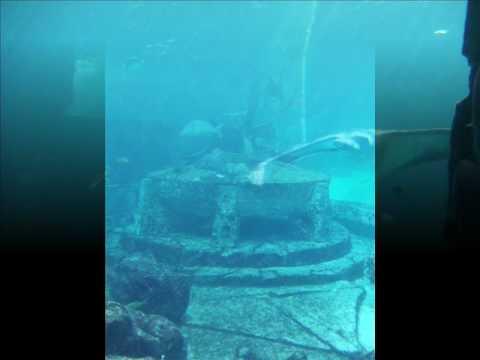 Atlantis - Underwater Ruins - YouTube