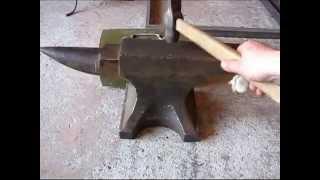 Наковальня (Anvil) 59 kg - Огляд (Обзор)
