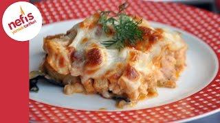 Patlıcan Lazanya Tarifi   Nefis Yemek Tarifleri