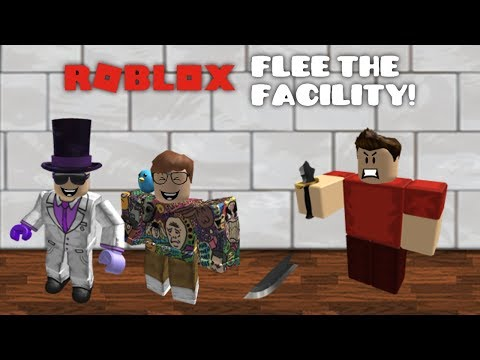 Flee The Facility | TROLLING THE KILLERS!