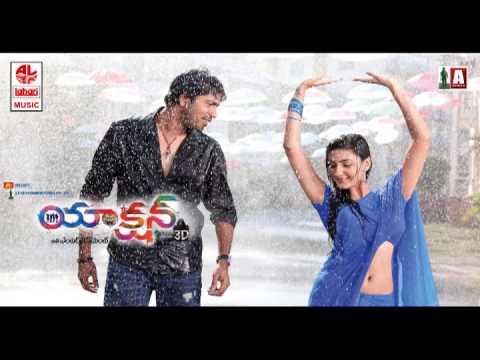Action 3D Telugu  Swathi Muthyapu Jallulalo remix full Song   Allari Naresh, amna Jethmalani,