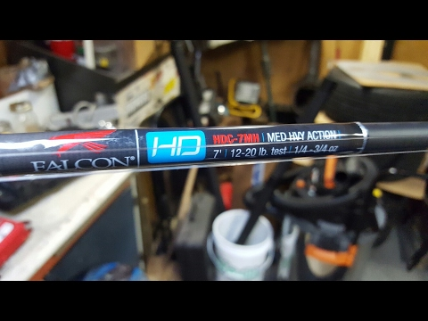 New Falcon Series HD Rod Review $$$69.99  A Must Buy