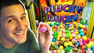 Funky Plucky Ducky - Claw Machine Wins
