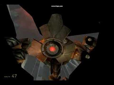Half Life 2 Epiode One Opening Scene