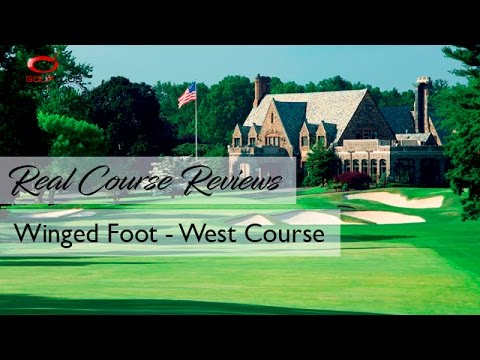 TGC - Real Course Review - Winged Foot (West)