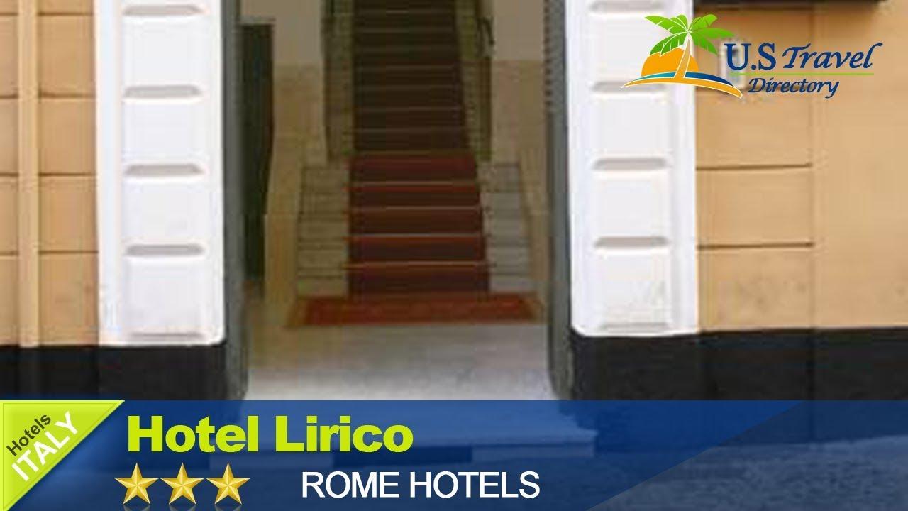 Hotel Lirico Rome Italy