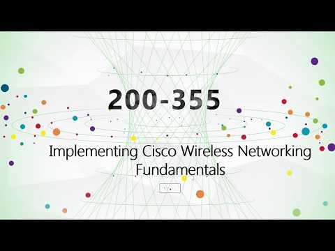 [200-355 New Update] CertTree Cisco CCNA Wireless 200-355 WIFUND exam dumps