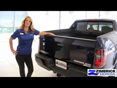 2013 Honda Ridgeline Video Walkaround At Wisconsin Honda Dealership Zimbrick