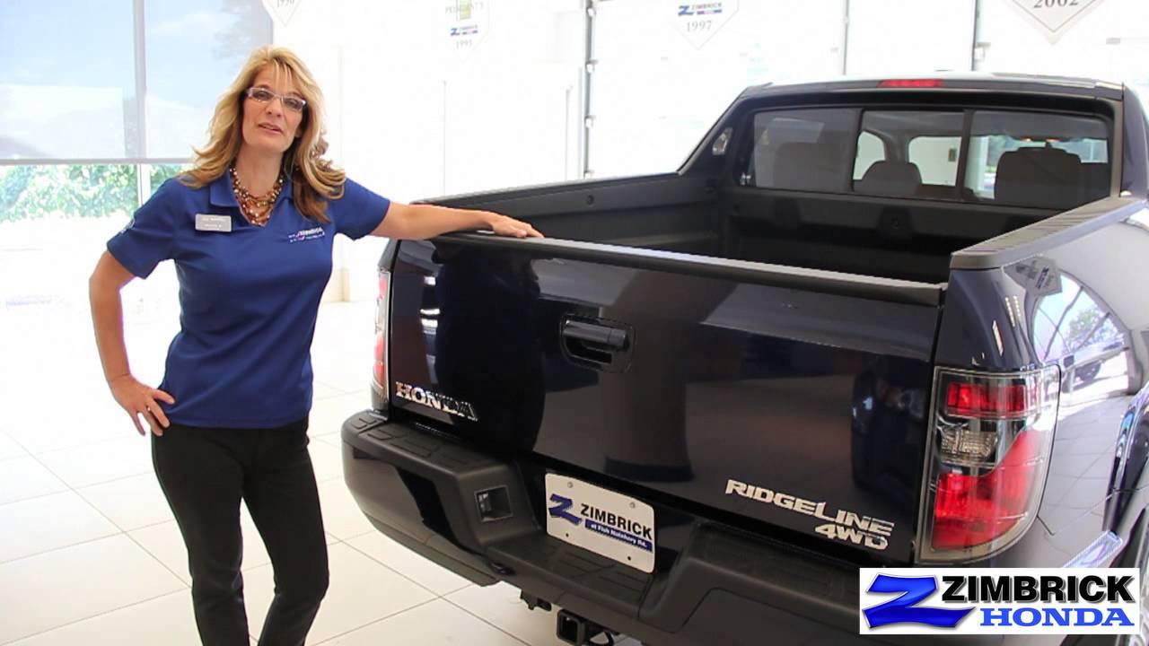 2013 Honda Ridgeline Video Walkaround At Wisconsin Honda Dealership