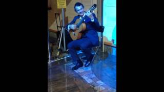 "Manoelito Martins plays ""Quiet Night and Quiet Star"" (Corcovado)"