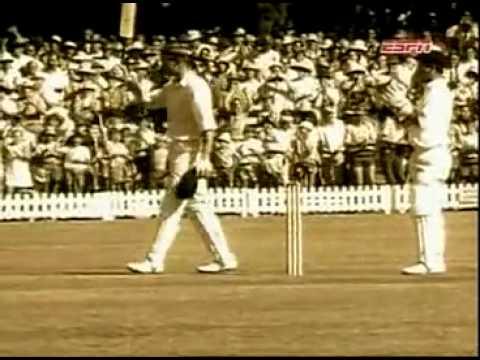 Legends Of Cricket Graeme Pollock