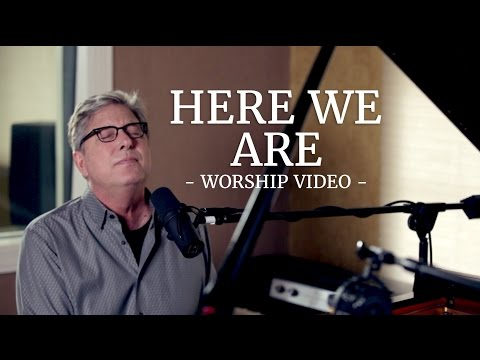Don Moen - Here We Are | Acoustic Worship Sessions
