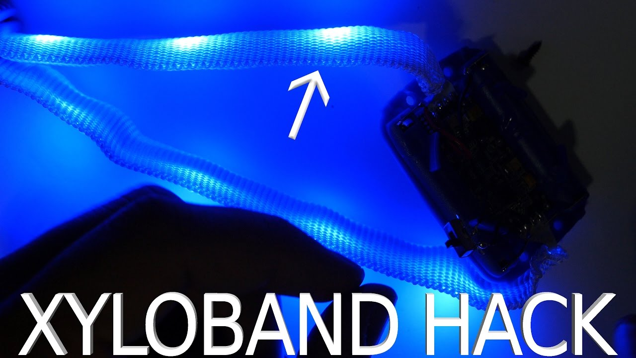 Xyloband Hack - Reactivate your Coldplay wristband - Teardown