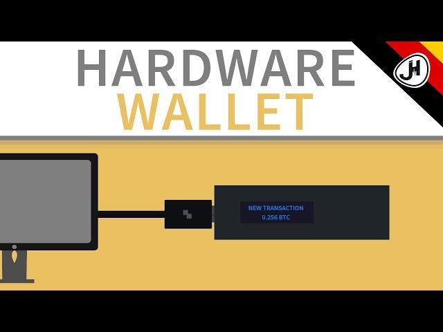 DE: Wie funktioniert eine Hardware Wallet?