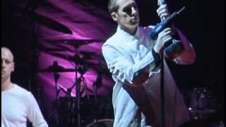Fad Gadget Live 2001