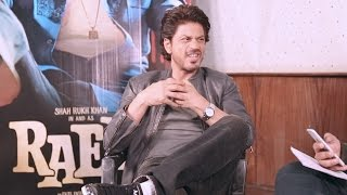 Exclusive: Shah Rukh Khan's Witty Reaction To His Fans!