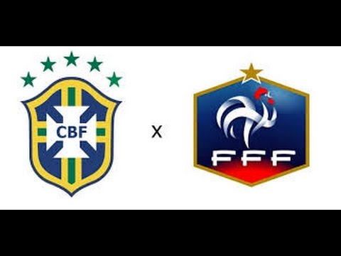 Brazil  x  France   Olympics Games Los Angeles 1984