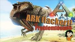 ARK: Bild flackert- Problemlösung