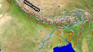 For ssc river saystam in india in 3D cмотреть видео онлайн бесплатно в высоком качестве - HDVIDEO