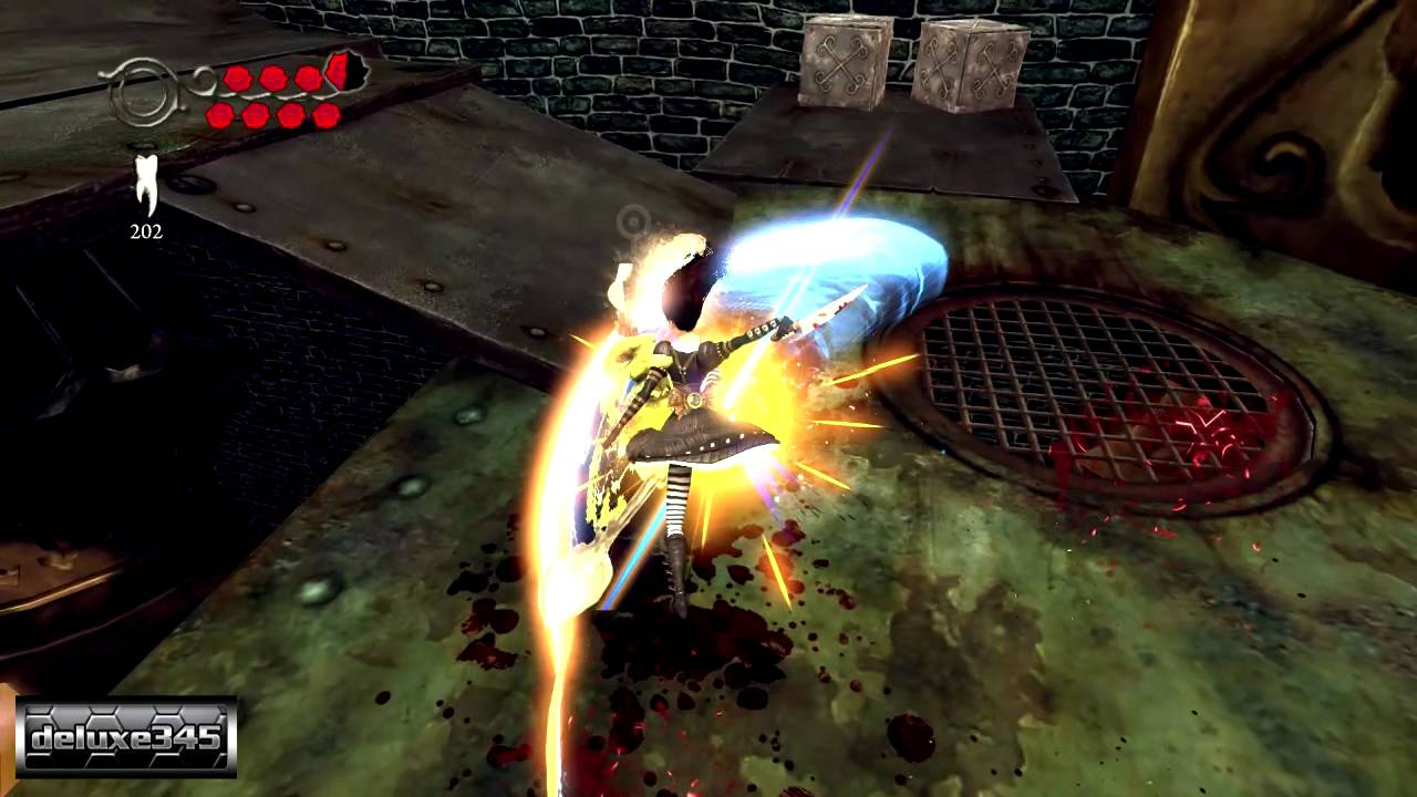 Alice Madness Returns Gameplay Pc Hd Youtube