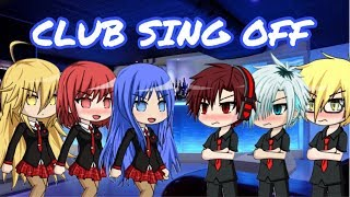 Boys vs Girls singing battle|Gacha Studio|