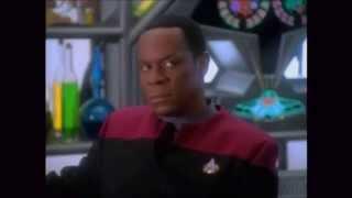 Deep Space Nine 1x07 : Sisko vs Q