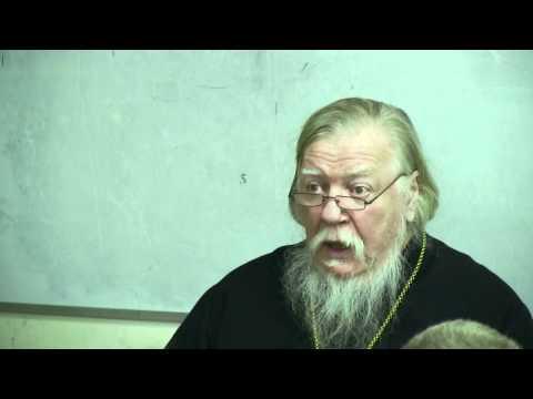 Беседа в традиционной православной гимназии