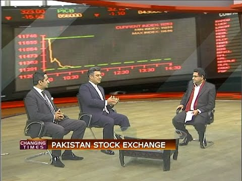 Pakistan Stock Exchange (PSX), opportunities and challanges | Faheem Sardar 201601
